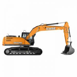 Escavadeira CX220C