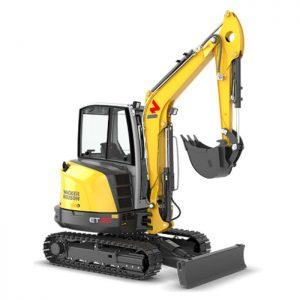 Mini Escavadeira ET35