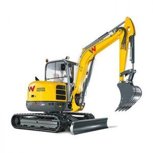 Mini Escavadeira EZ53