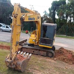 Mini Escavadeira PC70